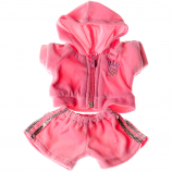 "Pink Jogging 8"" Outfit"