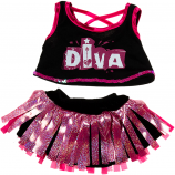 "Diva Girl 16"" Outfit"