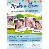 Be My Bear Poster