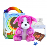 """Peaches Puppy 8"""" Travel Ted"""