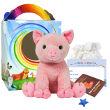 """Percy Pig 16"""" Travel Ted"""