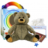 """Griz Grizzly 16"""" Travel Ted"""