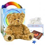 "Twist Bear 16"" Travel Ted"