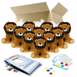 """Sir Roaralot Lion 16"""" Party Pack"""