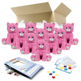 "Winnie the Pink Kitty 16"" Party Pack"