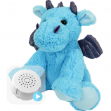 "Magic Dragon 8"" Heartbeat Bear"