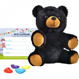 "Binx the Black Bear 8"" Bear Skin"