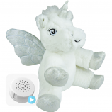 "Ice Unicorn 8"" Baby Heartbeat Bear"
