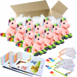 """Pretty Pink Pony 8"""" Party Pack"""