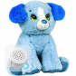 "Blue Puppy 8"" Baby Heartbeat Bear"