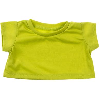 "Lime Green 16"" T-Shirt"