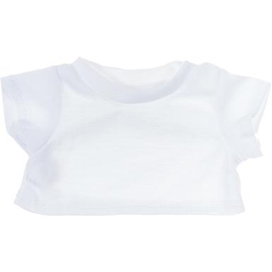"""White 8"""" T-Shirt"""