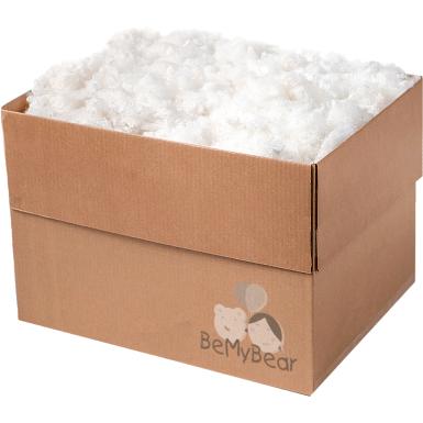 5kg Soft Stuffing Bale Polyester Fibre