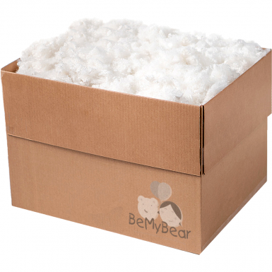 ***25kg Bale of Machine Blowing Fibre*** (NOT FOR HAND STUFFING)