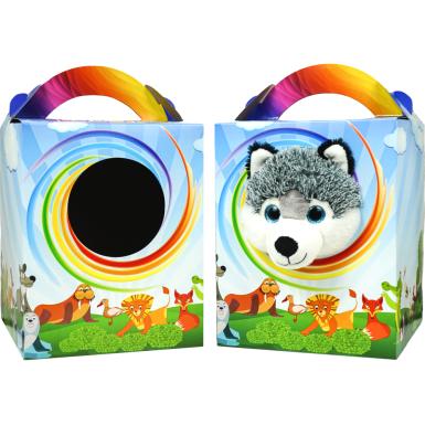 "16"" Bears & Buddies Carry Box"