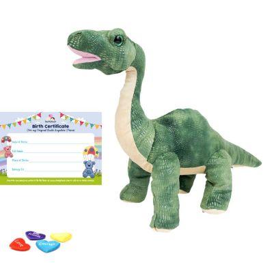 """Brontosaurus 16"""" Dinosaur Skin"""