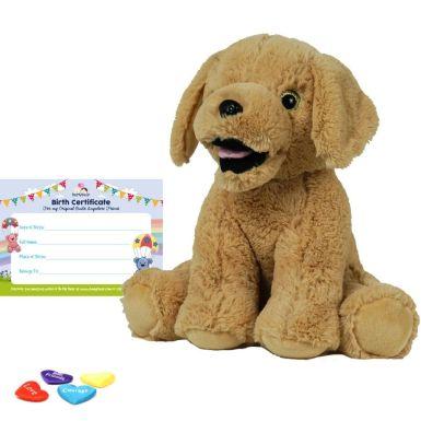 """Parsnip Pup 16"""" Animal Skin"""