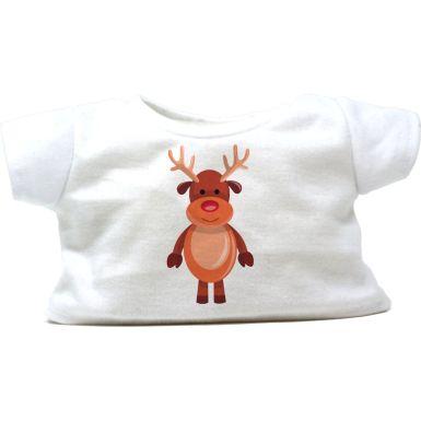 "Reindeer 16"" Christmas T-Shirt"