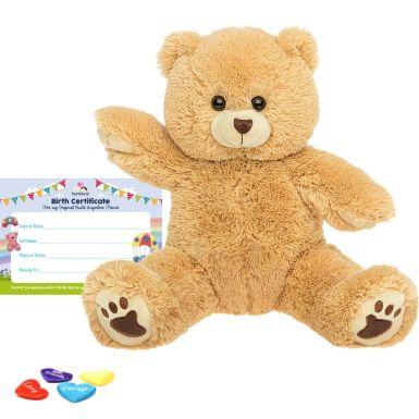 """Scruffy Bear 16"""" Bear Skin"""