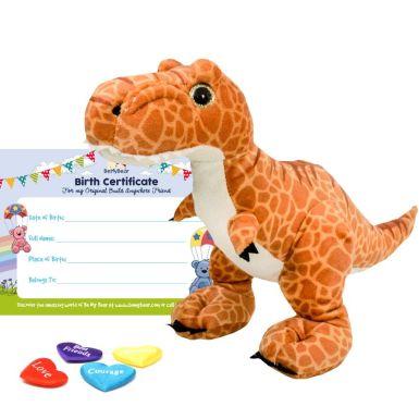 """T-Rex 8"""" Dinosaur Skin"""