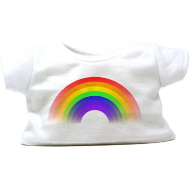 "Rainbow 8"" T-Shirt"