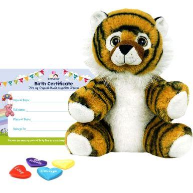 """Tiger 8"""" Animal Skin"""